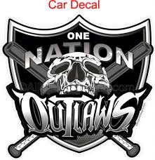 Car Decals Magnets Wall Decals And Fundraising For Ohio Outlaws