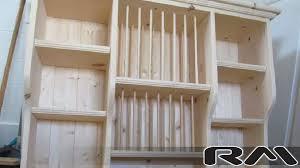wall mounted plate rack diana