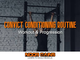 convict conditioning routine workout