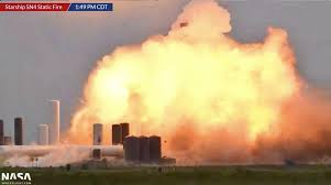 SpaceX Starship Explosion May 2020 ...
