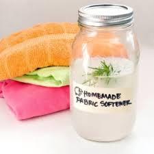 6 all natural diy fabric softeners