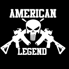 Buy Chris Kyle Punisher Skull Flag Arcdecals78600321 Set Of Two 2x Decal Sticker Laptop Ipad Car Truck In Cheap Price On Alibaba Com