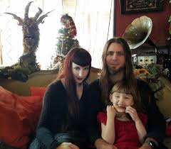 Our annual Christmas picture with Dave... - Wednesday Mourning | Facebook