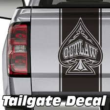 Pin On Truck Tailgate Decals