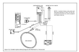wiring a gas fireplace insert example