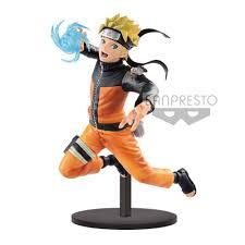 Naruto Shippuden Grandista Shinobi Relations Uzumaki Naruto #2 (Banpresto)  - Buy Anime Figures Online
