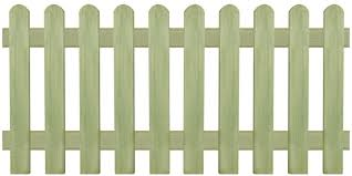 Lingjiushopping Impregnated Pine Wood Fence 170 X 80 Cm 6 9 Cm Material Impregnated Pine Wood Green Frost Putrefacci N Width Of List N 9 Cm Amazon Co Uk Garden Outdoors
