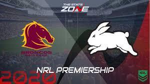 Brisbane Broncos vs South Sydney ...