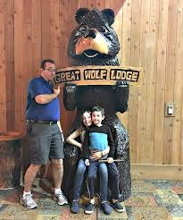 great wolf lodge family vacation