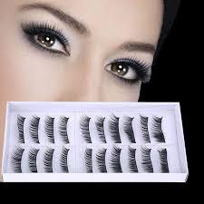 false eyelashes makeup natural fake