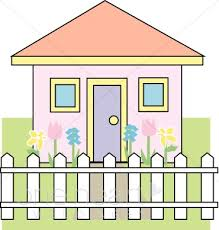 Fence Clipart House Fence House Transparent Free For Download On Webstockreview 2020