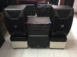 Bộ dàn Karaoke Gia đình cực đẹp - Gồm Đôi loa JBL KS 310 và Âm ly Jarguar  PA 203N - Tặng Micro xịn - 3.800.000đ