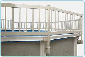 Aboveground Pool Fence Installation Intheswim Pool Blog