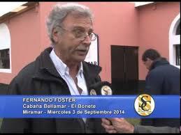 Cabaña Bellamar - El Bonete - Nota Fernando Foster - Miramar - 03/09/2014 -  YouTube