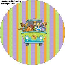 Imprimibles De Scooby Doo 2 Ideas Y Material Gratis Para