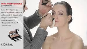 make up tutorial by l oreal paris
