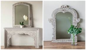 these cool wall mirrors
