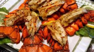 Garlic Butter Lobster Tail