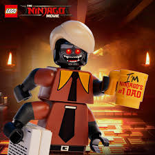 A Father's Day surprise from the NINJAGO Movie