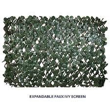 Sunnyroyal Artificial Ivy Fence Privacy Buy Online In Canada At Desertcart