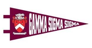 Gamma Sigma Sigma Stickers Decals Greek Clothing Greek Gear