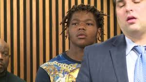 Aaron George gets $5 million bond in shooting death of 9-year-old Saniyah  Nicholson - YouTube
