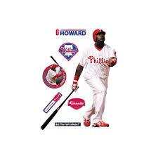 Fathead Ryan Howard Philadelphia Phillies Wall Decal Jakepriceivfx