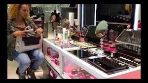 natura usa cosmetics makeover at