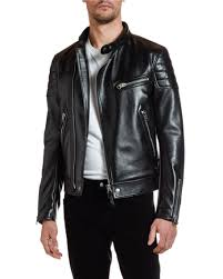 tom ford men s moto leather jacket