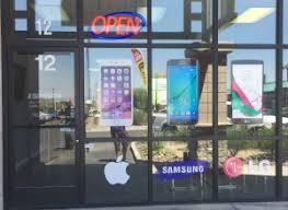 Las Vegas Nv Window Decals For Jc Cellphone Repair