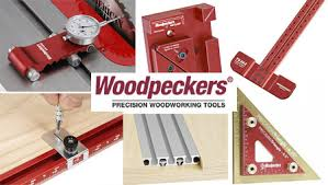 Woodpecker Tools And Router Accessories