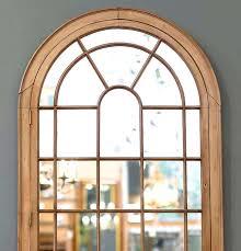 window pane mirrors decorative mirror