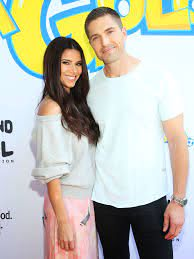 Roselyn Sanchez and Eric Winter Define 'Opposites Attract'