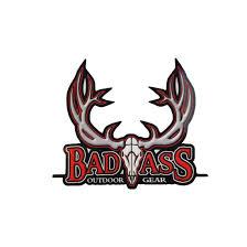 Bad Ass Logo Window Decal Badass Outdoor Gear
