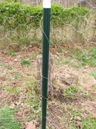 Chicken Wire Fence Post Galvanised Steel Chicken Wire Fence Posts Light Heavy Duty U Post
