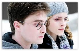 harry potter and hermione ultra hd