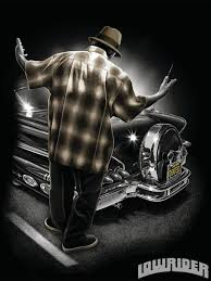 david gonzales art lowrider magazine