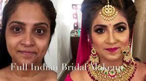 bridal makeup tutorial by parul garg