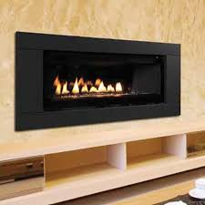 linear direct vent gas fireplace