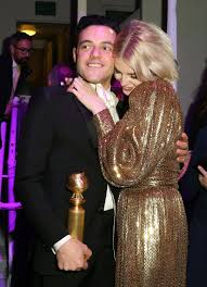 Chi è Lucy Boynton, la fidanzata di Rami Malek