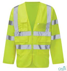 heavy duty safety vest manufacturer in