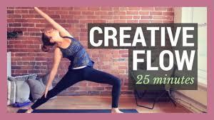 creative vinyasa flow advanced