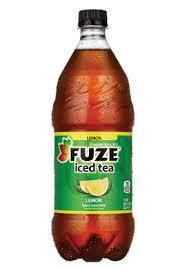 fuze lemon tea