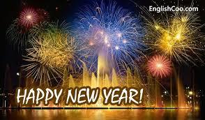 ucapan selamat tahun baru dalam bahasa inggris dan doa terbaik