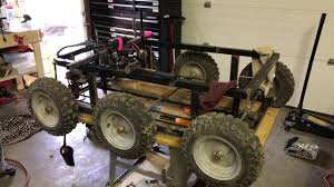 mini skid steer utility thingy build
