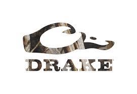 Drake Window Decal Drake Waterfowl