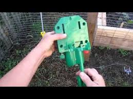 How To Assemble A Havahart Electric Fence Charger Youtube