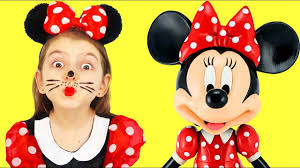 dress up like minnie mouse disney