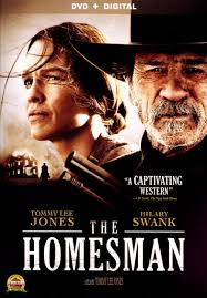 The Homesman [DVD] [2014] - Best Buy