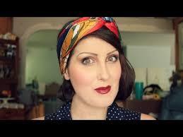 authentic 1930 s makeup tutorial you